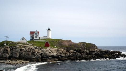 Nubble Lighthouse, ME